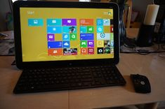 Being Productive With Our HP ENVY All-In-One Computer & Printer {Review} #ad #HPFamilyTime