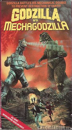 Godzilla Franchise, Godzilla Vs, Sci Fi Horror, Movie Poster Art, Creature Feature, King Kong, Dark Fantasy, The Beatles, Thriller