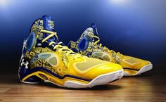 """Under Armour Anatomix Spawn """"The Zone"""" Stephen Curry  PE"""