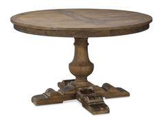 Balustrade Dining Table, Round #williamssonoma
