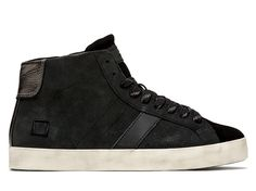 Dates Sneakers HILL HIGH STARDUST BLACK | Shoes Date