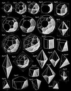 Polyhedra   Geometricism