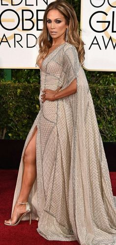Jennifer Lopez Golden Globes 2015