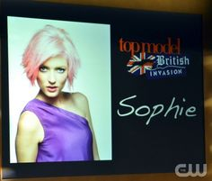"""""""Season Finale"""" -- Sophie is the winner of America's Next Top Model on The CW.  Cycle 18 Photo: Walter Sassard/The CW ©2012 The CW Network, LLC. All Rights Reserved"""