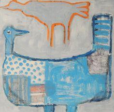 Paintings - NANCY PICKARD ...artist & maker