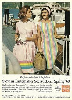 seersuckers 1963
