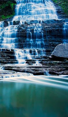 Albion Falls, Hamilton, Ontario.I want to visit here one day.Please check out my website thanks. www.photopix.co.nz