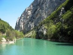 Best of Le Marche. Furlo Gorge Italy