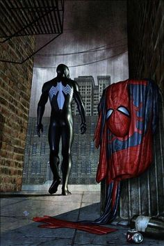 Learn All About Black Spiderman Hd Photo From This Politician Marvel Comics, Heros Comics, Bd Comics, Marvel Vs, Marvel Heroes, Black Spiderman, Amazing Spiderman, Spiderman Kunst, Venom Spiderman