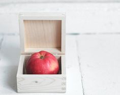 wooden box 10x10cm, natural wood, unpainted, wooden keepsake, unpainted wood, wooden supplies, box, DIY