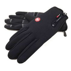 New 2013 Anti-slip Windproof winter Cycling Ski Bike Bicycle Full Long finger warm gloves  XL