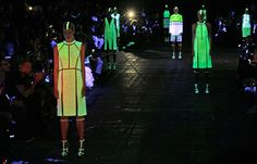 Outrageous Fashion Week Runways & Stages