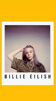 Billie Eilish, Aesthetic Iphone Wallpaper, Aesthetic Wallpapers, Favorite Person, Wallpaper Quotes, Cute Wallpapers, Music Artists, Ariana Grande, My Idol