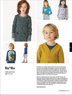 Notre marque belge dans www.milkmagazine.net !