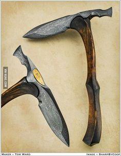 Another axe I made! http://ibeebz.com