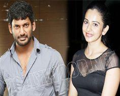 Rakul Preet to romance Vishal