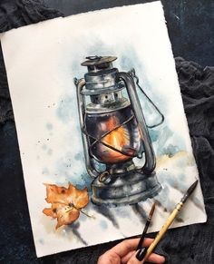 Ideas Art Journal Techniques Water For 2019 Sketch Painting, Watercolor Drawing, Watercolor Artists, Art Sketches, Art Drawings, Drawing Art, Gcse Art Sketchbook, Watercolor Paintings For Beginners, Watercolor Journal