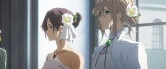 Violet Evergarden Spin-Off Anime Film To Be Released in China, New Poster Released Manga Love, Anime Love, C Anime, Anime Girls, Violet Evergreen, Violet Evergarden Anime, Tamako Love Story, Kyoto Animation, Clannad