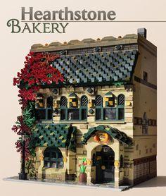LEGO Ideas - Hearthstone Bakery