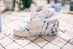 UO DIY: Splatter Painting - Urban Outfitters - Blog