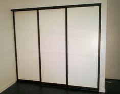 Best Closet Door Ideas to Spruce Up Your Room Barn Door Hardware, Barn Doors, Sliding Closet Doors, Door Design, Soft Furnishings, Modern, Stuff To Buy, Furniture, Up