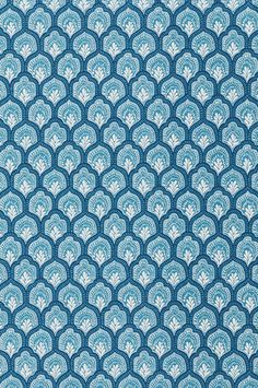 Lacefield Cut Yardage Textiles 100% Cotton   55 Inches WideRepeat H: 5.4  V: 8.416Printed in the USA