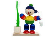 Wood Elf Toothbrush Timer