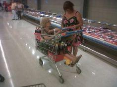 I love Wal Mart