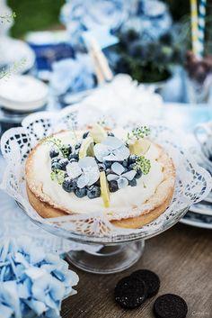 Blaubeer Tarte, blueberry tarte, Rezept Blaubeer Tortee, Blaubeer Torte, süße Tarte, blackberry tarte