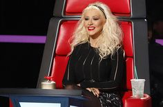 Christina Aguilera Hits the 'Nashville' Set: See the Photo | Billboard