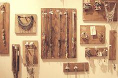 Jewelry Display | Free People Inspiration