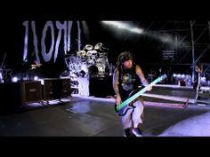 Korn feat. Skrillex - Get Up! (Official Video) - YouTube