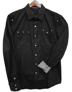 Toku Clothing Military Shirt
