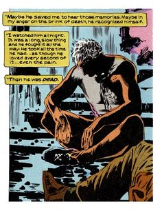 """Blade Runner"" comic book by Marvel"