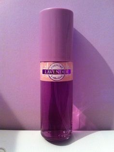 Clarus fine fragrance. Lavender. 28ml bottle.