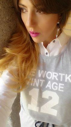 Como completar tu outfit sin morir en el intento   Comprar pendientes ➡ www.deplanoodetacon.com/pendientes/314-pendientes-flecha-y-perla-plateados.html  #deplanoodetacon #pendientes #outfit #tiendaonline