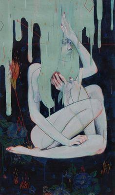Alexandra Levasseur. Illustratrion artwork | illustration | painting | digital art | artist | art | drawing