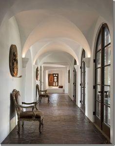vaulted corridor - Поиск в Google