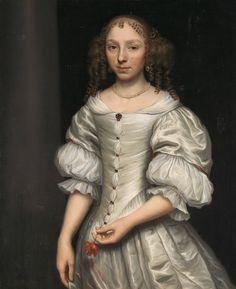 Isis' Wardrobe: Some more 17th century ladies