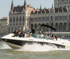 budapest-speed-boat-ride