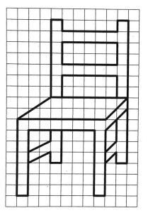Graph Paper Drawings, Graph Paper Art, Easy Drawings, Geometric Origami, Geometric Art, Animal Crafts For Kids, Art For Kids, Interior Architecture Drawing, Architecture Design