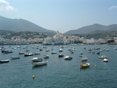 Travel with Me: Cadaqués-Spain | Beloved and Scenic Salvador Dalí ...