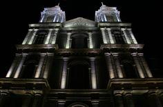 Mise en lumière de la Basilique Notre Dame de Boulogne sur Mer - Neo Light - Conception lumière - Concepteur lumière - Sylvain Bigot