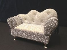 Barbie-Doll-Dollhouse-Furniture-Sparkling-Diamond-Sofa-Chair-Monster-High-etc-1