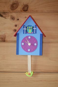 How to Make a Cuckoo Clock from Foam Sheets Thank you to Megan from DesignedTime.com for this wonderful kid-friendly craft idea on making a cuckoo clock. She has great assortment of cuckoo clocks here. From millennials to baby boomers, this project is a fun and easy activity for all! You may think that it would …
