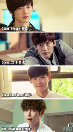 Viki Blog: Lee Jong Suk's Journey From 'Secret Garden' to 'Doctor Stranger'