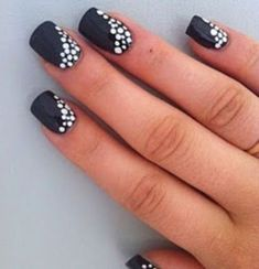 Black and white nails is a classic color combination which would be fit for a wide variety of events — from casual walk in the park, through a hot night in the club, to a classy business dinner. The color is very important in any visual designs, so is nail art. Different colors tend to …