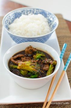 Ginger Beef | Slimming Eats - Slimming World Recipes