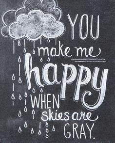 """Make Me Happy"" Rustic Wall Decor"