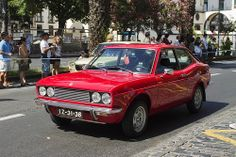 Fiat 128 Sport Coupe - Auto Parade Funchal 2012